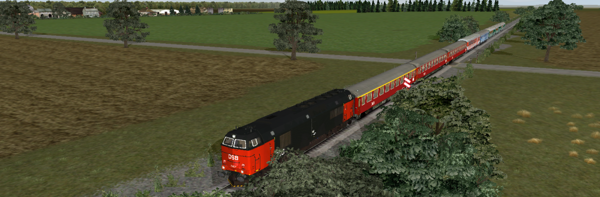 Railworks Danmark